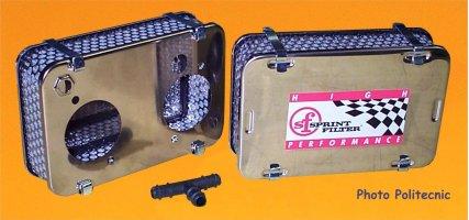 boite a air carburateur solex